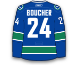 Reid Boucher's Jersey