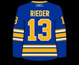 Tobias Rieder's Jersey