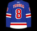Jacob Trouba's Jersey