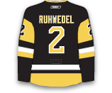Chad Ruhwedel's Jersey