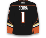 Reto Berra's Jersey