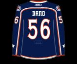 Marko Dano's Jersey