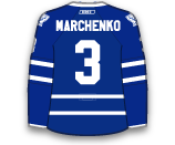 Alexey Marchenko's Jersey