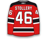 Karl Stollery's Jersey