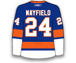 Scott Mayfield's Jersey