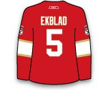 Aaron Ekblad's Jersey