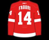 Robby Fabbri's Jersey