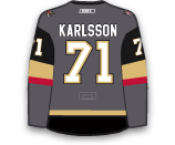 William Karlsson's Jersey