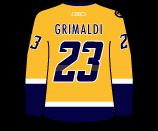 Rocco Grimaldi's Jersey