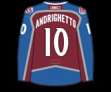 Sven Andrighetto's Jersey