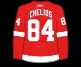 Jake Chelios's Jersey