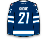 Nick Shore's Jersey