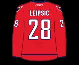 Brendan Leipsic's Jersey