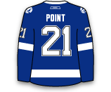 Brayden Point's Jersey
