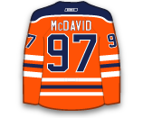 Connor McDavid's Jersey