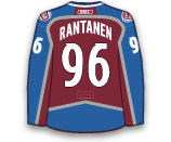 Mikko Rantanen's Jersey