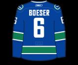 Brock Boeser's Jersey