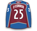 Logan O'Connor's Jersey