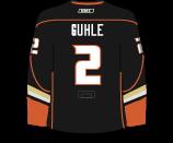 Brendan Guhle's Jersey