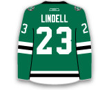 Esa Lindell's Jersey