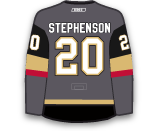 Chandler Stephenson's Jersey