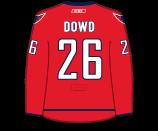 Nic Dowd's Jersey