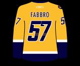 Dante Fabbro's Jersey