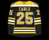 Brandon Carlo's Jersey