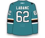 Kevin Labanc's Jersey