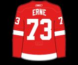 Adam Erne's Jersey