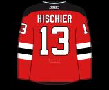 Nico Hischier's Jersey
