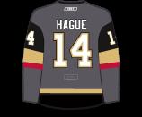 Nicolas Hague's Jersey