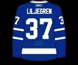 Timothy Liljegren's Jersey