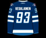 Kristian Vesalainen's Jersey