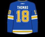 Robert Thomas's Jersey