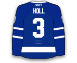 Justin Holl's Jersey