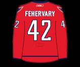 Martin Fehervary's Jersey