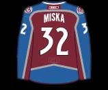 Hunter Miska's Jersey