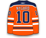 Joakim Nygard's Jersey
