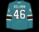 Joel Kellman's Jersey