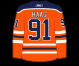 Gaetan Haas's Jersey