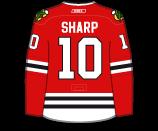 Patrick Sharp's Jersey