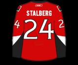 Viktor Stalberg's Jersey