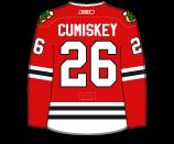 Kyle Cumiskey's Jersey