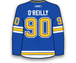 Ryan O'Reilly's Jersey