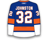 Ross Johnston's Jersey