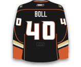 Jared Boll's Jersey