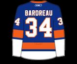 Cole Bardreau's Jersey