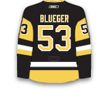 Teddy Blueger's Jersey