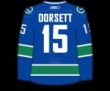 Derek Dorsett's Jersey